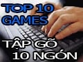 Top 10 10-finger typing practice games to replace Mario