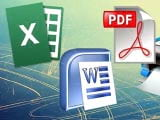 How to print two sides of paper in Word, PDF and Excel files