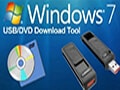 Instructions for installing Windows 7 USB / DVD Download Tool, support creating usb boots