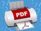 How to convert a pdf file to an image with Virtual Image Printer Driver