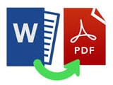 Install Free Word to PDF, support converting Word to PDF at high speed