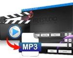 Convert video to MP3, WAV audio with Free Video to MP3 Converter