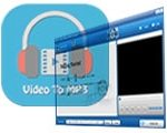 Convert video to Mp3 with E.M. Free Video to MP3 Converter