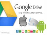 How to transfer data from iPhone to Android using Google Drive