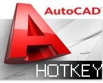 Shortcuts in AutoCAD, common basic commands