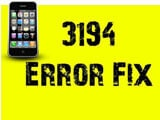 Fix error 3194 when restoring and updating iPhone and iPad
