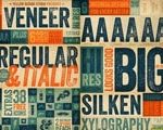 Some beautiful Font templates for Powerpoint, word art for presentation