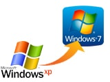 How to upgrade Windows XP to Windows 7 without losing data