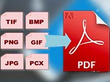 The fastest way to convert a PNG image to PDF