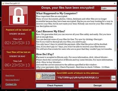 ransomware wanna crypt is how to check wanna cry in computer