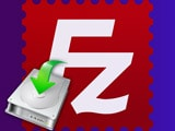 How to use FileZilla to back up your website data