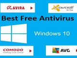 Top 10 antivirus software for Windows 10 best