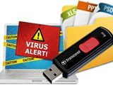 How to recover corrupted USB files