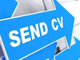 What should I send my CV by email? experience sending online resumes