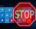 Turn off applications running in the background on computers, laptops windows 7, 8, 10