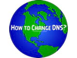 Why do I need to change DNS Server in network administration?
