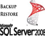 Instructions to backup and restore SQL Server