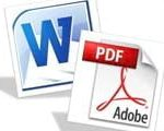Differences between PDF and Doc