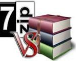 Open the archive with any software? WinRAR or 7 Zip