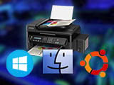 How to share a printer between Windows, Mac and Linux in the same network
