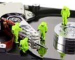 Hard drive data recovery was mistakenly formatted when installing Win