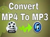 How to use Convert MP4 to MP3, convert MP4 to MP3