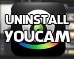 How to remove Cyberlink Youcam on the computer