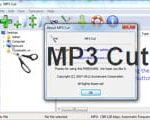 How to install MP3 Cut, software for cutting mp3 files