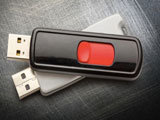 Select file system format for USB drives?