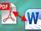 Top 4 web convert Word to PDF online for free
