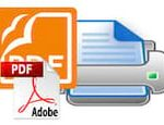 How to print PDF files with Foxit Reader and Adobe Reader