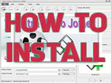Install Ultra Video Joiner, pair video