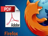 Change the way to read PDF files in Firefox
