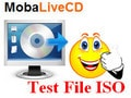 Check booting of ISO File and USB Boot with MobaLiveCD