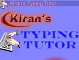 How to download and use Kiran's Typing Tutor practice 10-finger typing