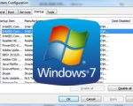 How to open Startup Windows 7