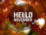 Beautiful pictures of November