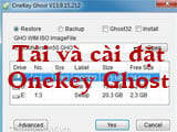 How to download and install Onekey Ghost on your computer