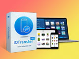 IOTransfer 3 - Convert data between a PC and iPhone and iPad