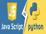 How is Python and JavaScript different?