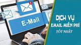 Top best free Email service provider
