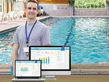 Management software of pool 1 in Vietnam