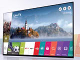 Instructions to activate the ClipTV promotion package on LG Smart TVs