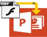 How to insert flash into PowerPoint