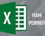 PERMUT function in Excel