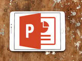 How to blur the background image in PowerPoint