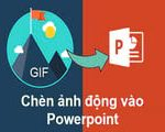 How to insert animated GIFs into PowerPoint