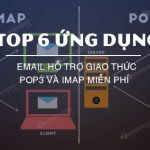 Top 6 email applications that support free POP3 and IMAP protocols