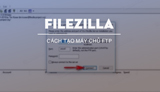 How to create an FTP server using FileZilla