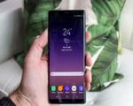 How to turn on the virtual home key on Samsung Note 8